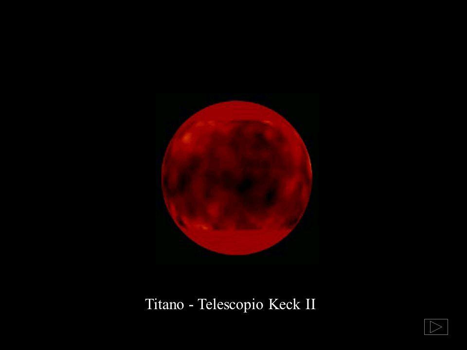 Titano - Telescopio Keck II