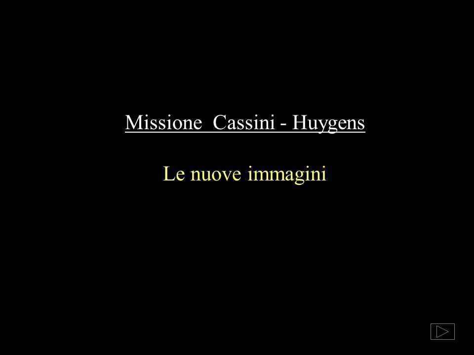 Missione Cassini - Huygens