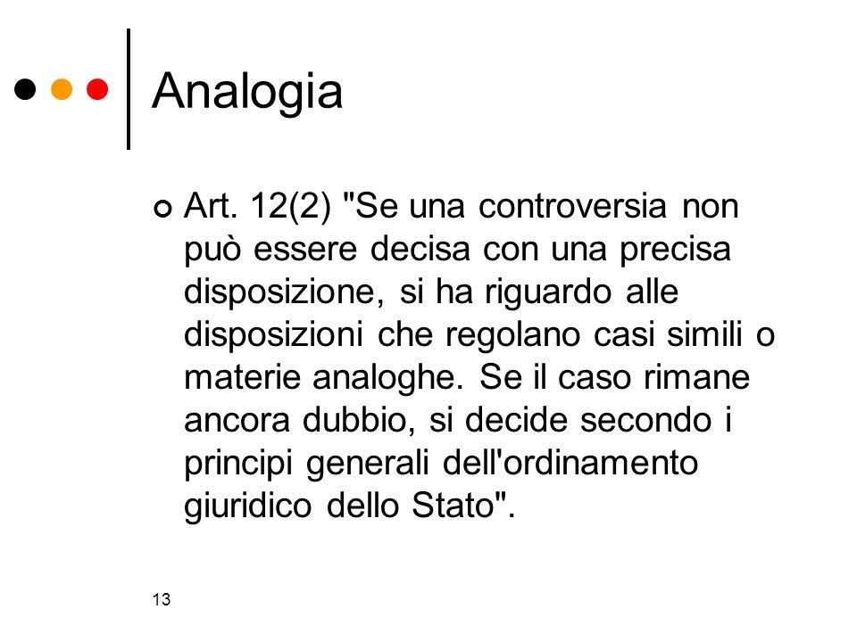 Analogia