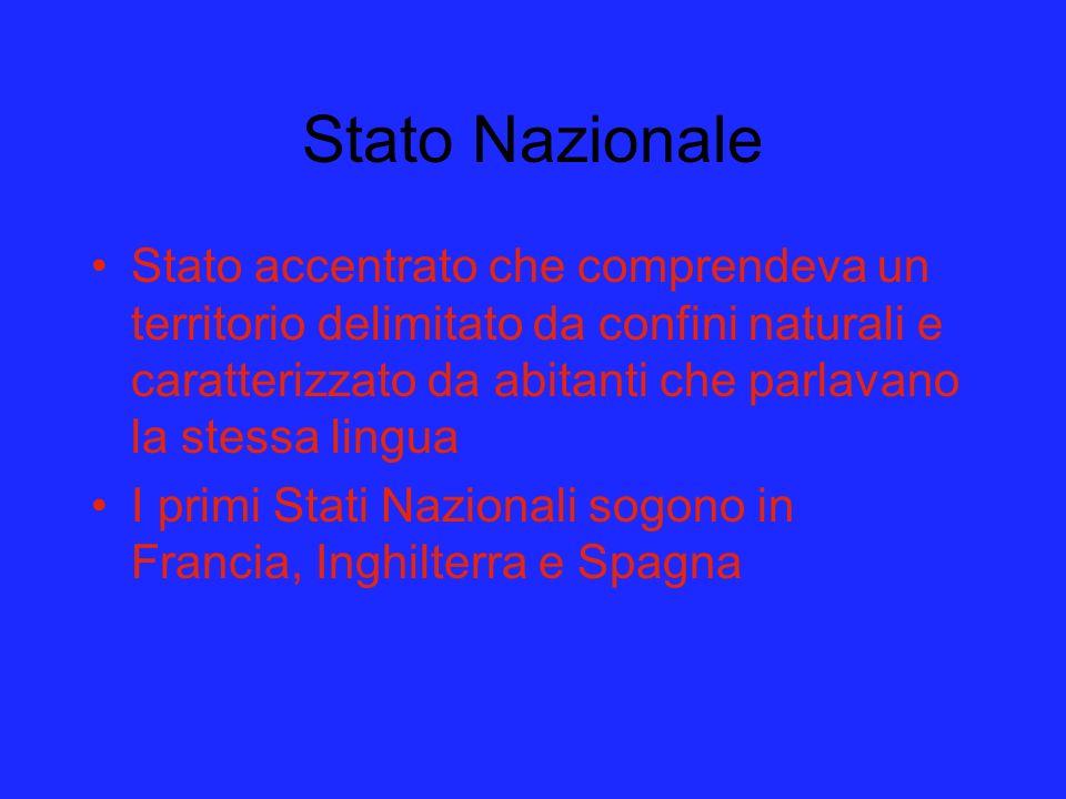 Stato Nazionale