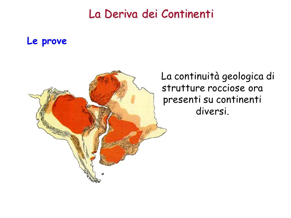 La Deriva dei Continenti