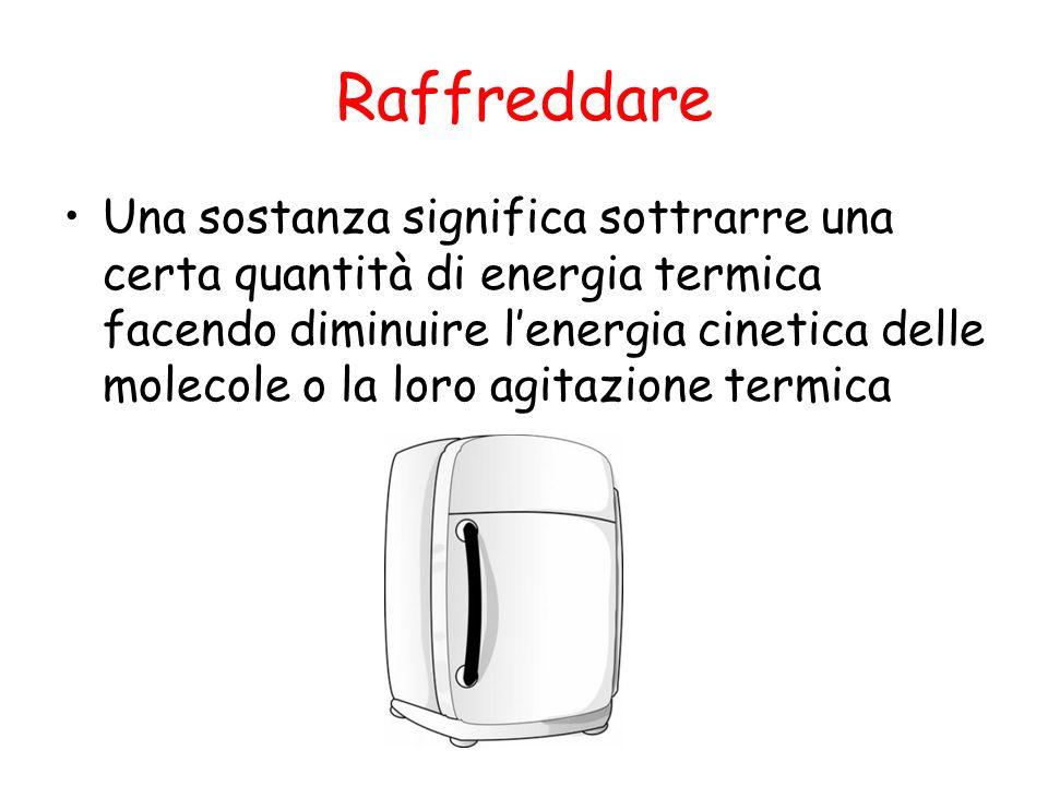 Raffreddare