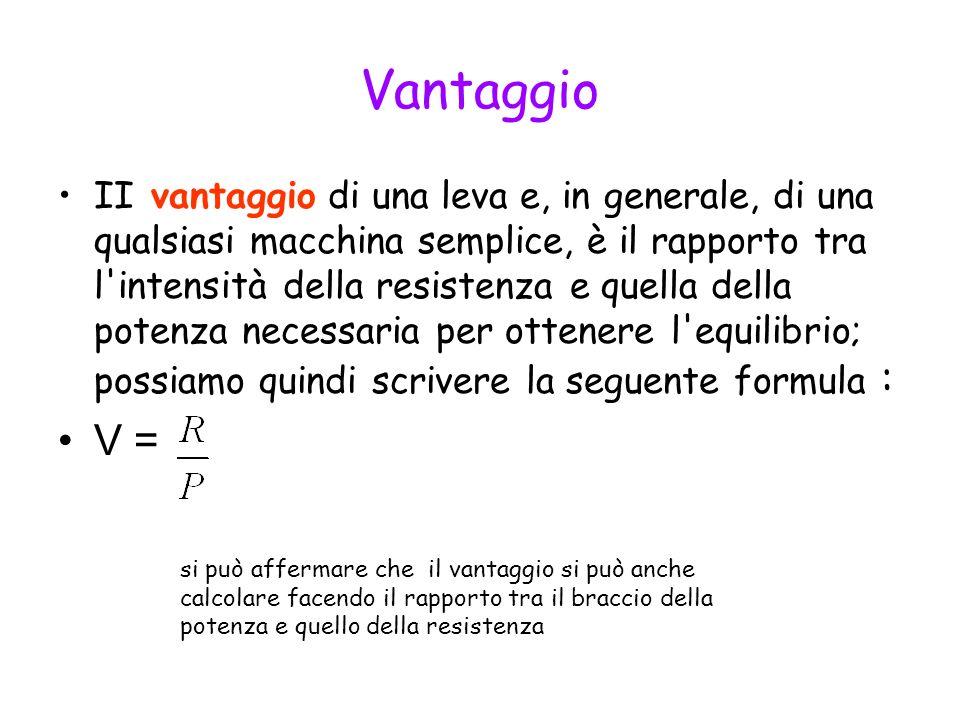Vantaggio