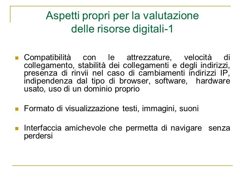 Aspetti propri per la valutazione delle risorse digitali-1