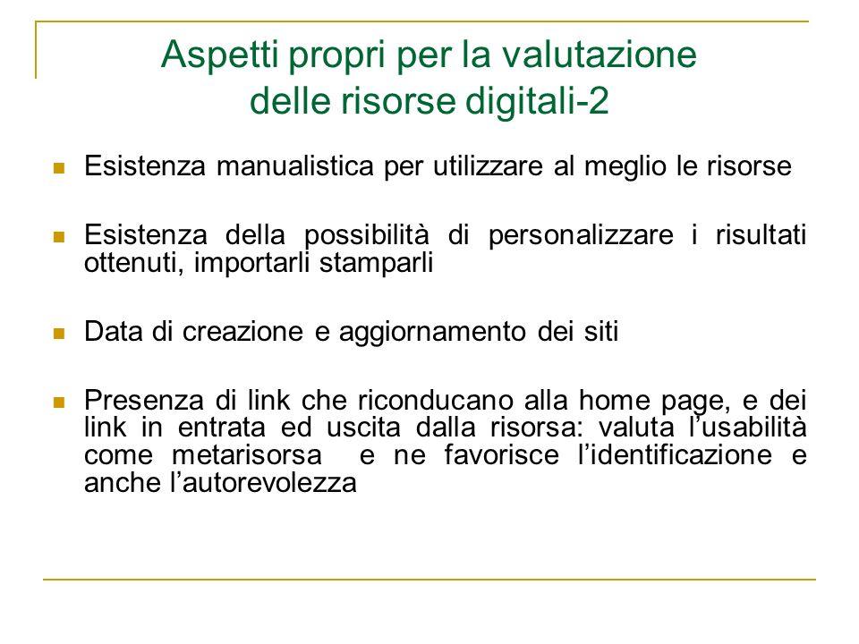 Aspetti propri per la valutazione delle risorse digitali-2