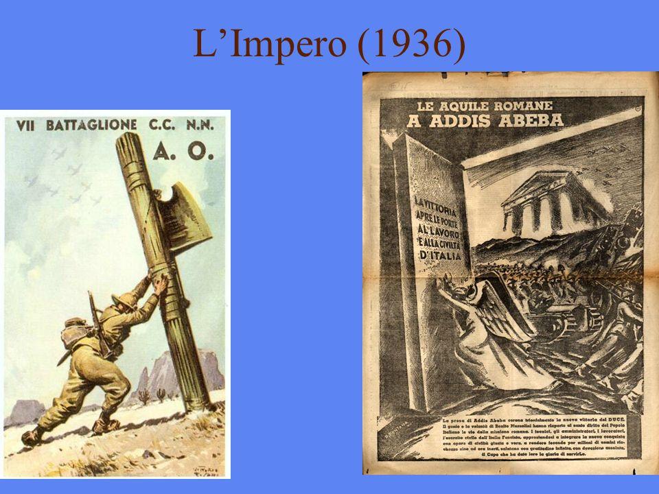 L'Impero (1936)