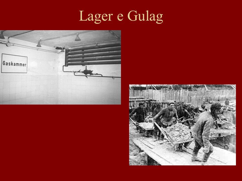 Lager e Gulag