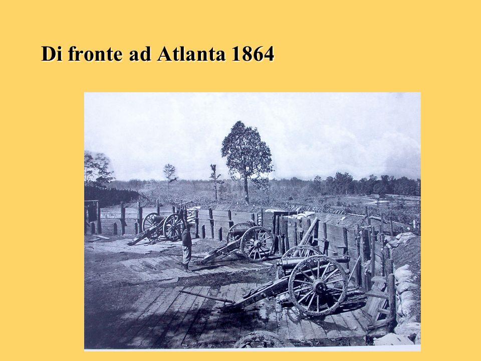 Di fronte ad Atlanta 1864
