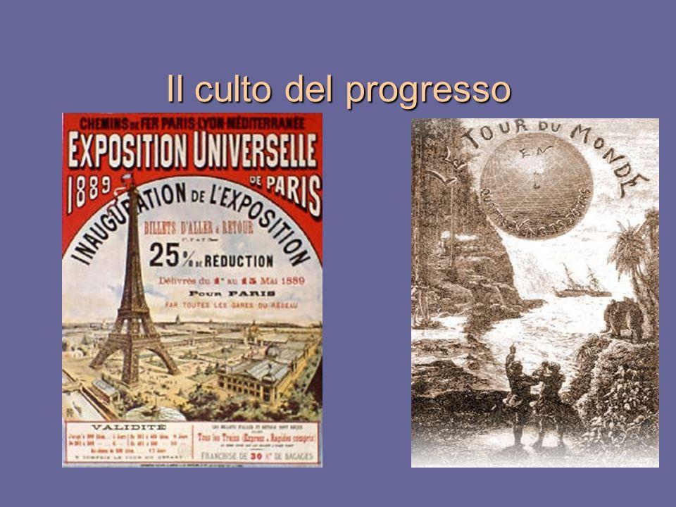 Il culto del progresso