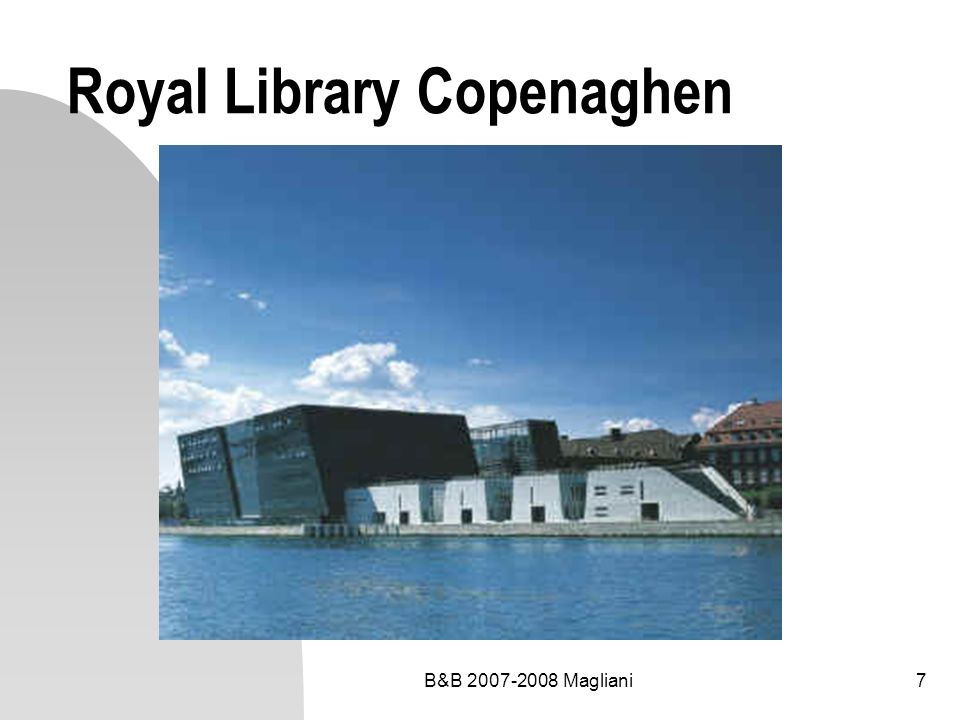 Royal Library Copenaghen