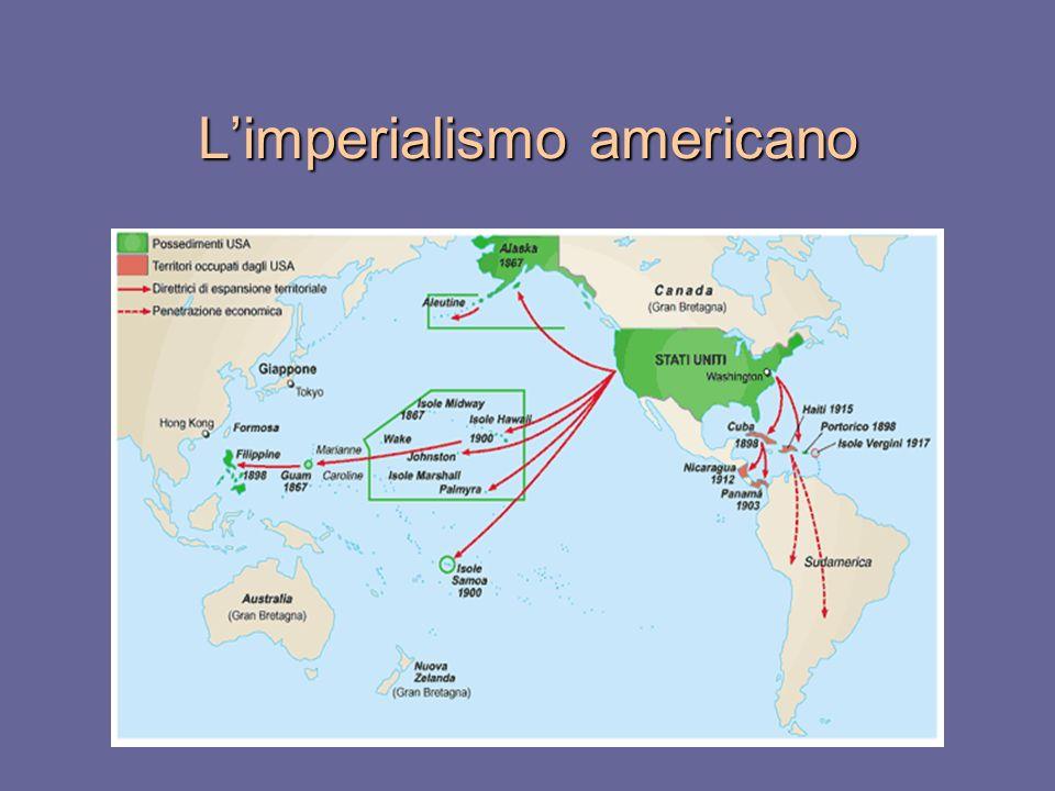 L'imperialismo americano