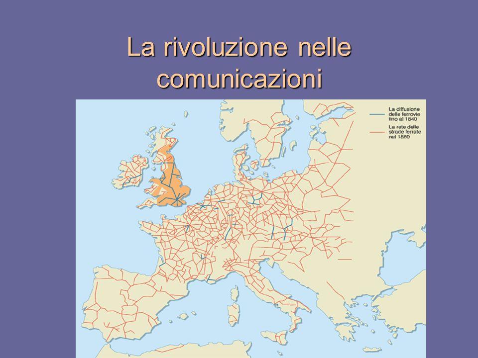 La rivoluzione nelle comunicazioni