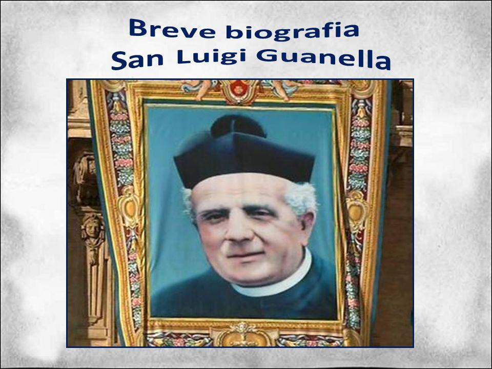 Breve biografia San Luigi Guanella