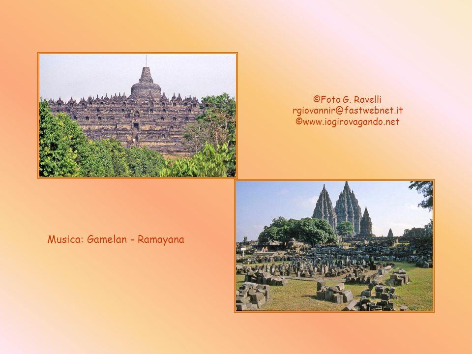 Musica: Gamelan - Ramayana