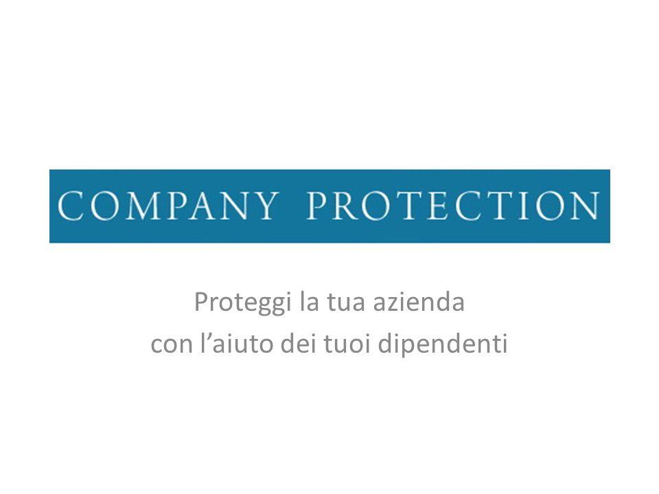 Proteggi la tua azienda con l'aiuto dei tuoi dipendenti