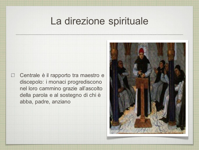 La direzione spirituale