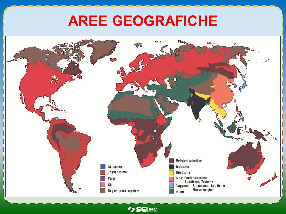 Aree geografiche