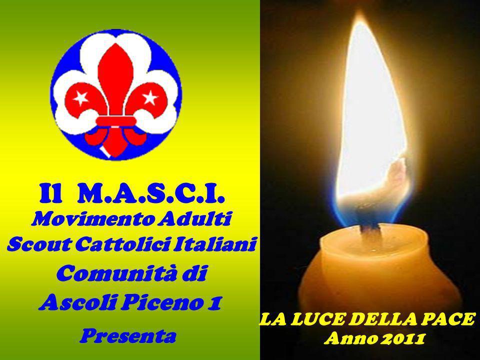 Movimento Adulti Scout Cattolici Italiani Comunità di Ascoli Piceno 1