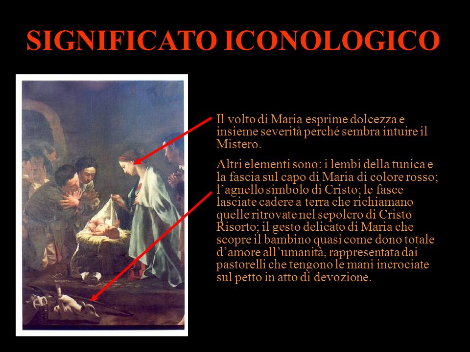 SIGNIFICATO ICONOLOGICO