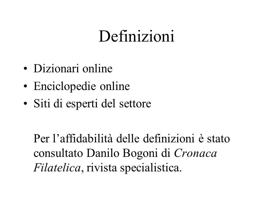 Definizioni Dizionari online Enciclopedie online