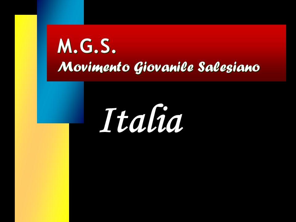 M.G.S. Movimento Giovanile Salesiano