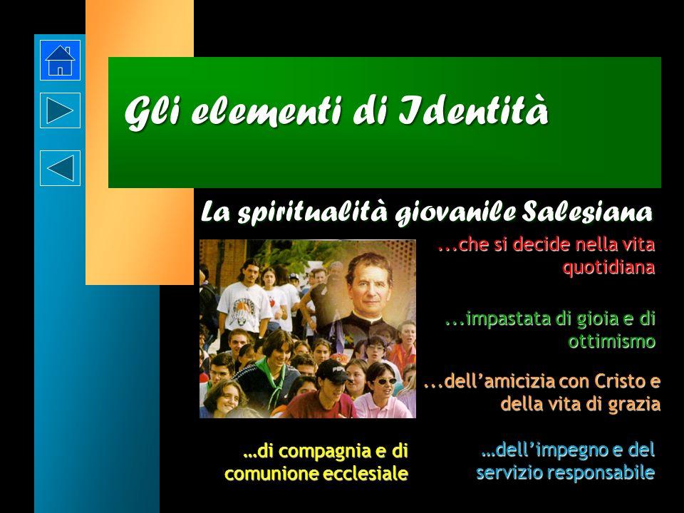 La spiritualità giovanile Salesiana