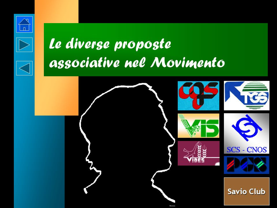 Le diverse proposte associative nel Movimento