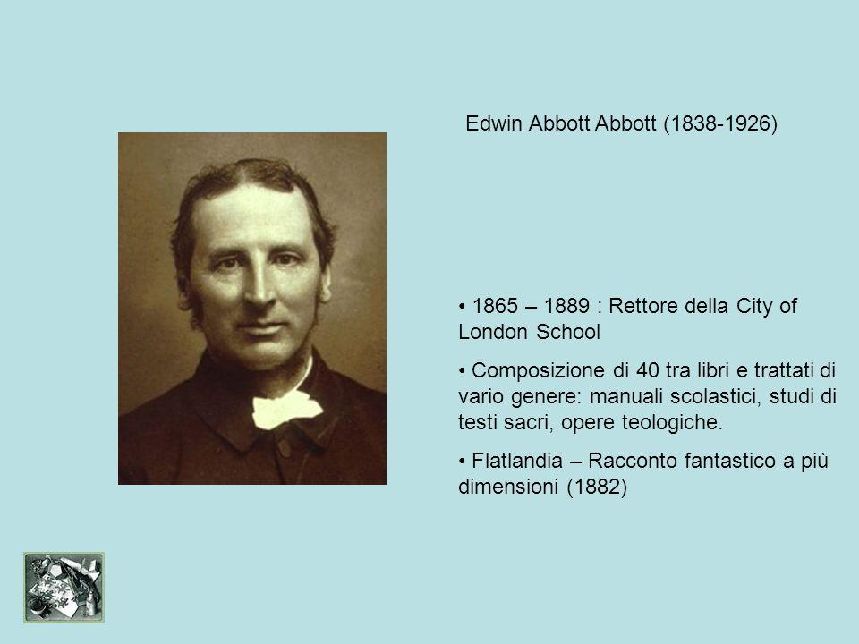 Edwin Abbott Abbott (1838-1926)