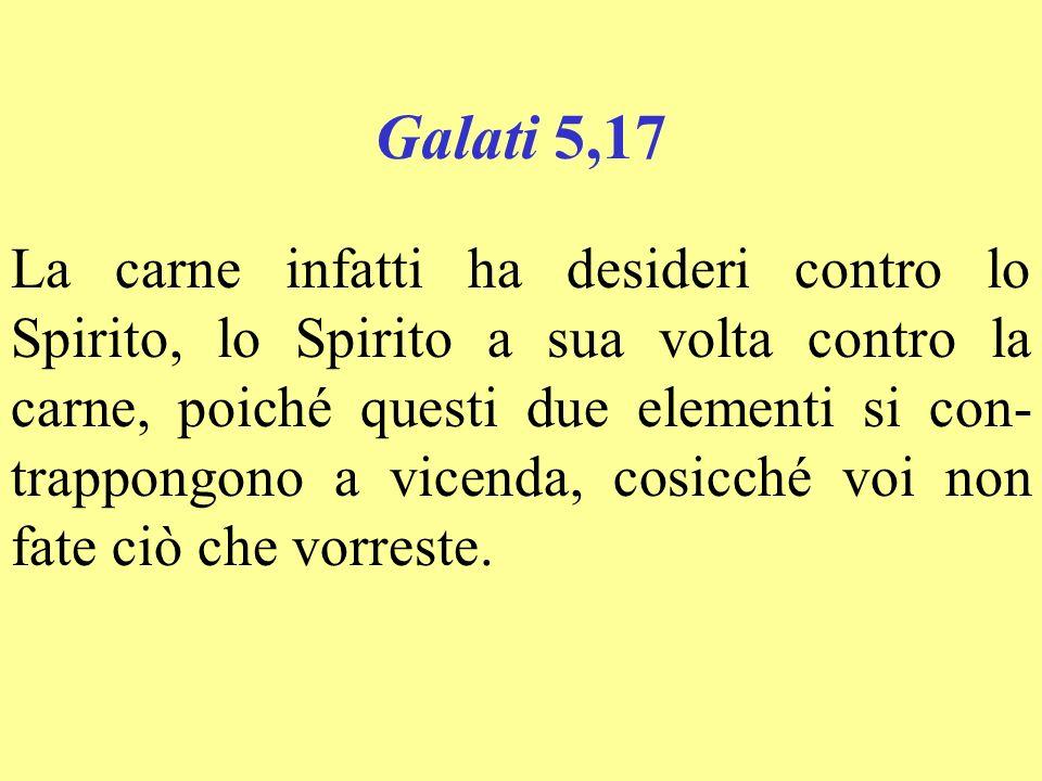 Galati 5,17