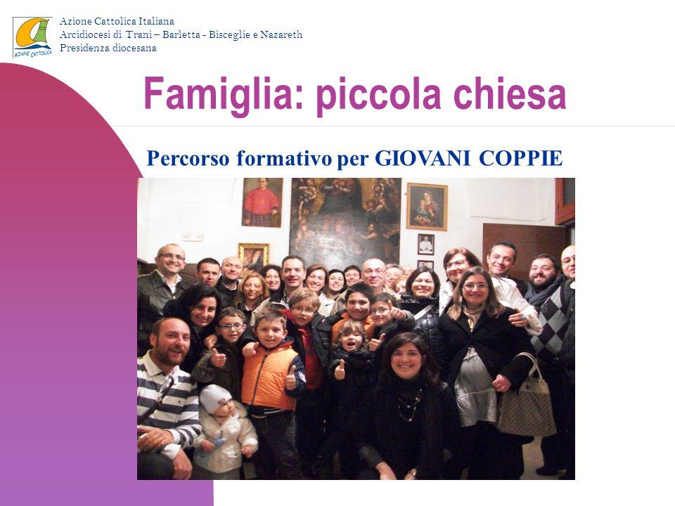 Famiglia: piccola chiesa