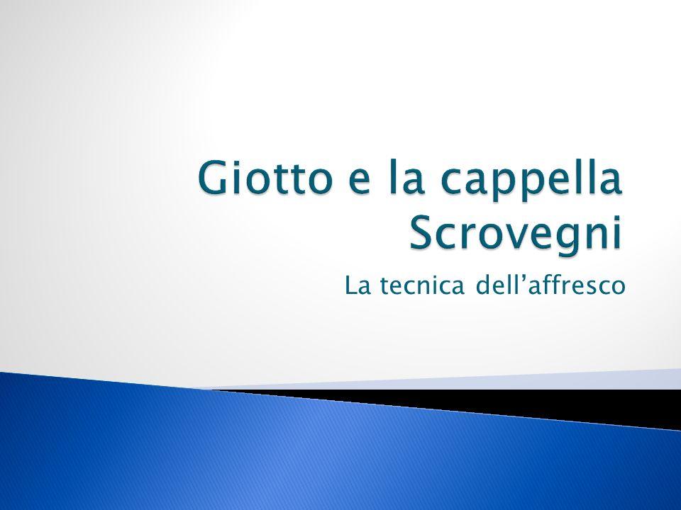 Giotto e la cappella Scrovegni