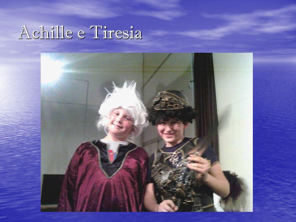 Achille e Tiresia