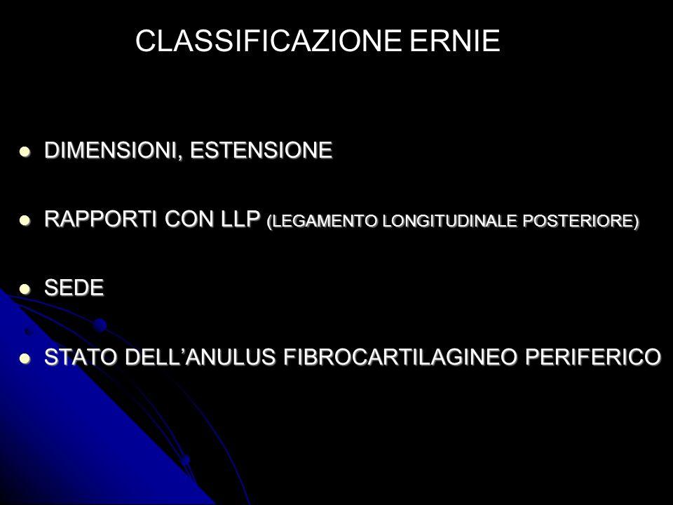 CLASSIFICAZIONE ERNIE