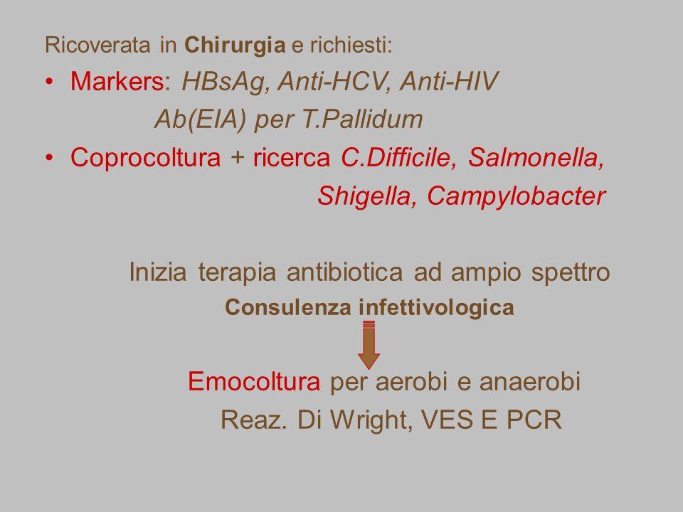 Consulenza infettivologica