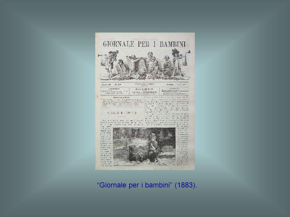 Giornale per i bambini (1883).