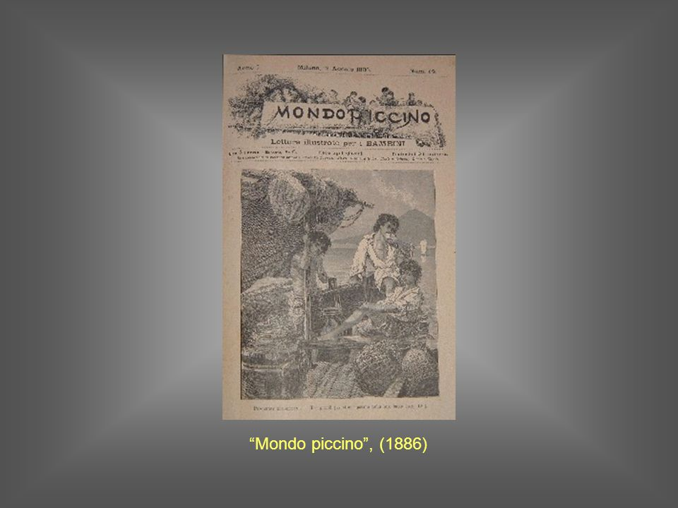 Mondo piccino , (1886)