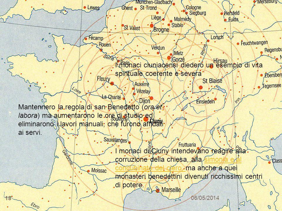 L'abbazia di Cluny fu fondata nel 910