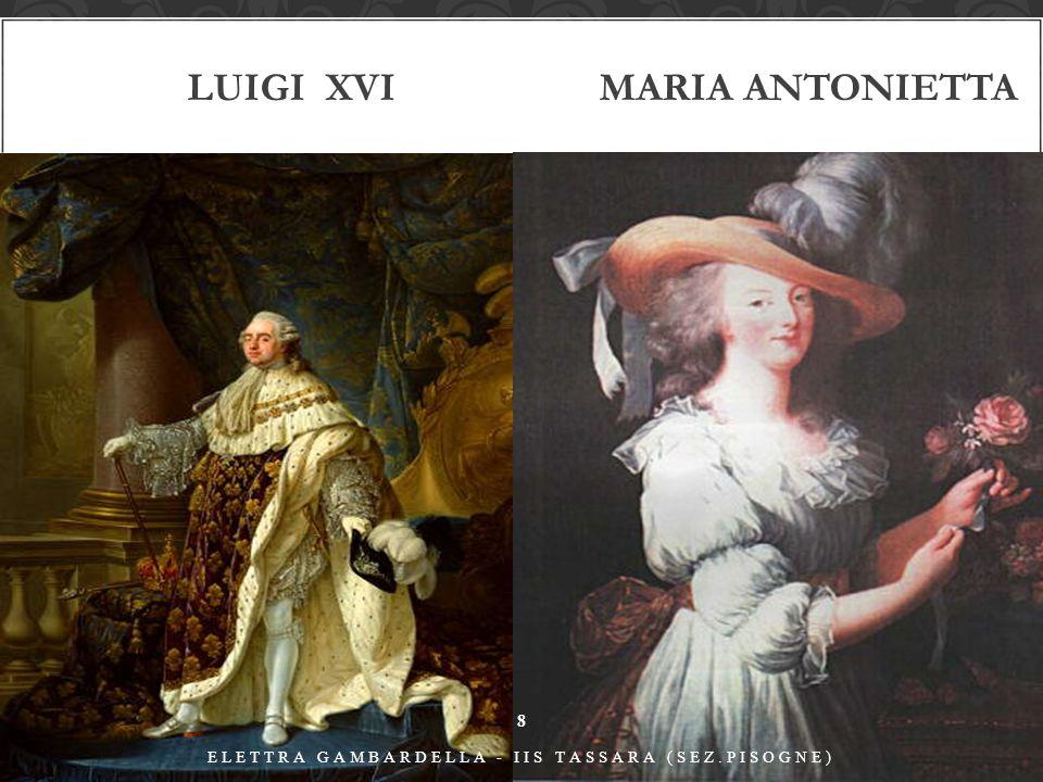 Luigi XVI Maria Antonietta