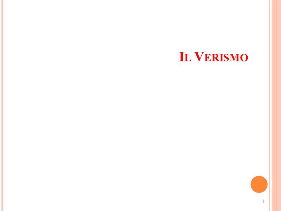 Il Verismo 4
