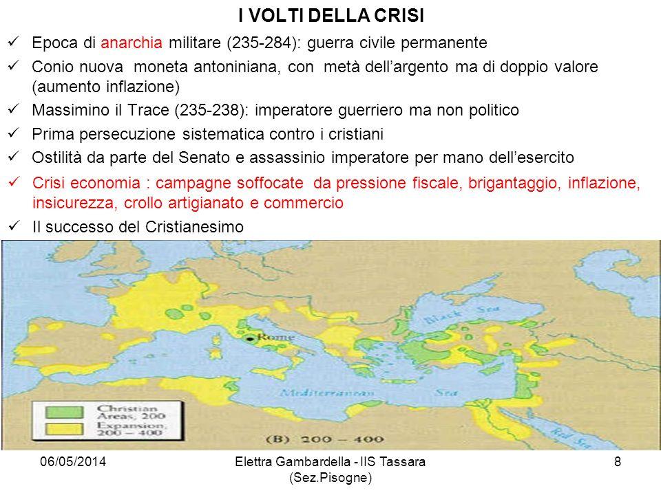 Punti di forza e contraddizioni nella roma imperiale ppt - Artigianato per cristiani ...
