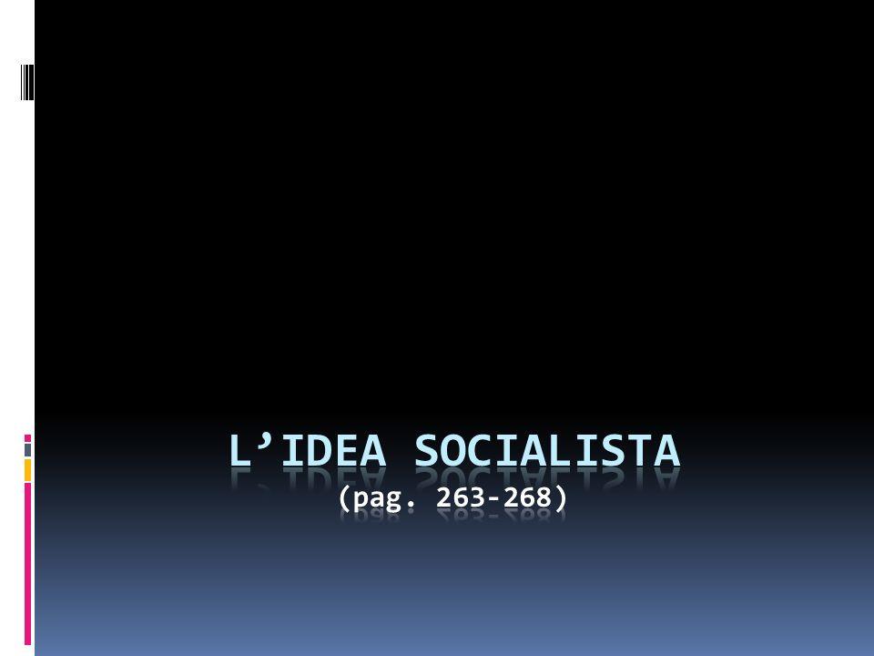 L'Idea socialista (pag. 263-268)