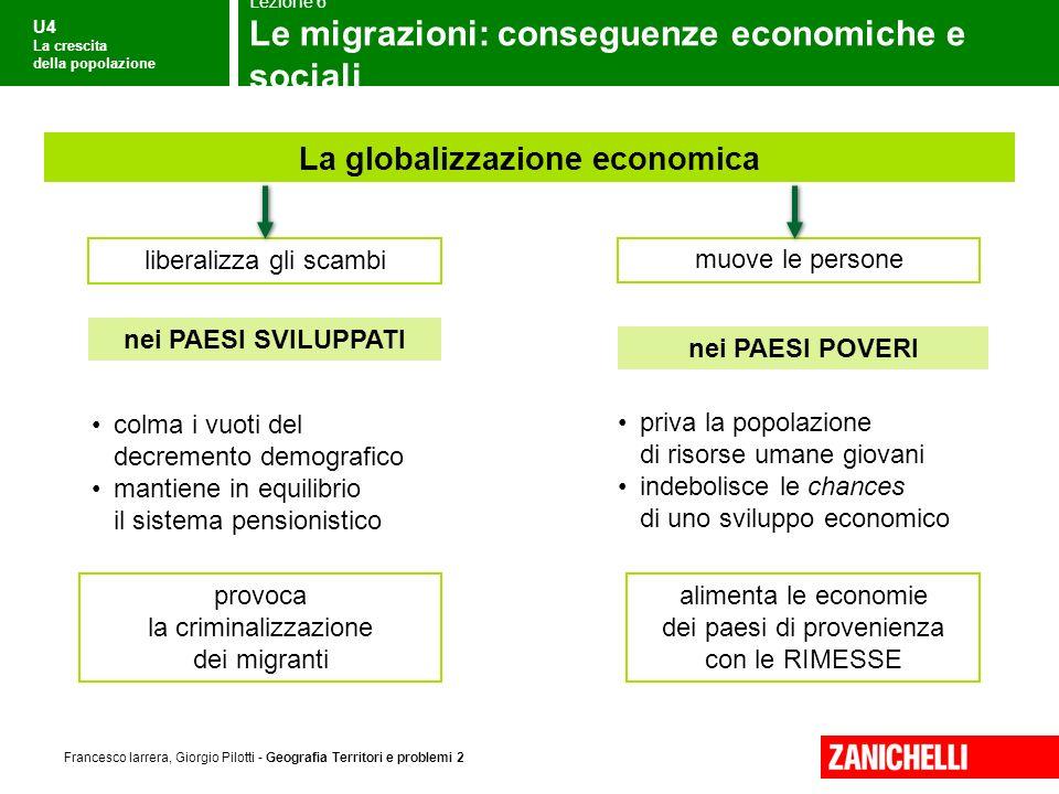 La globalizzazione economica