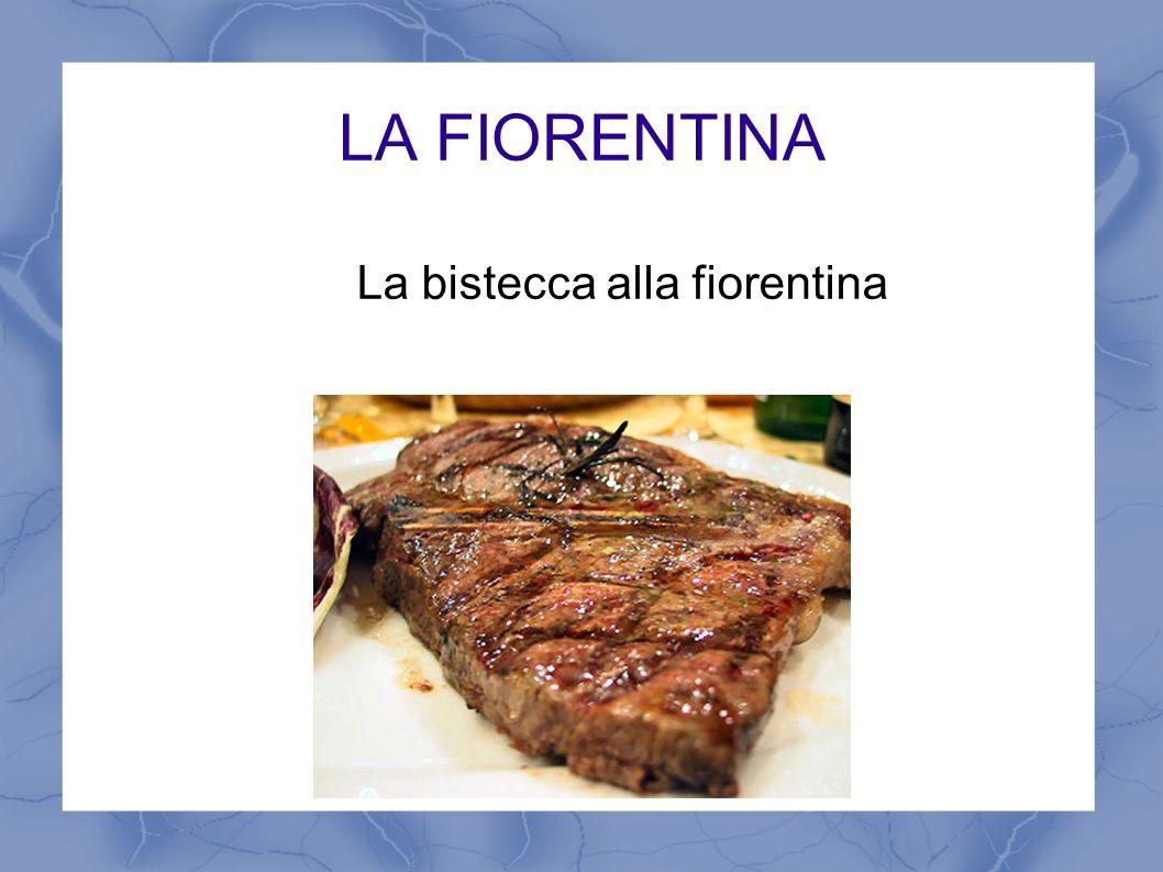 La bistecca alla fiorentina