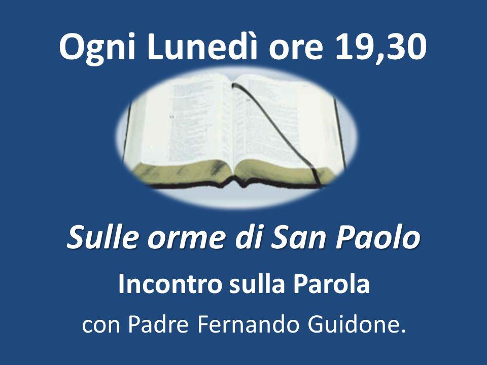 con Padre Fernando Guidone.