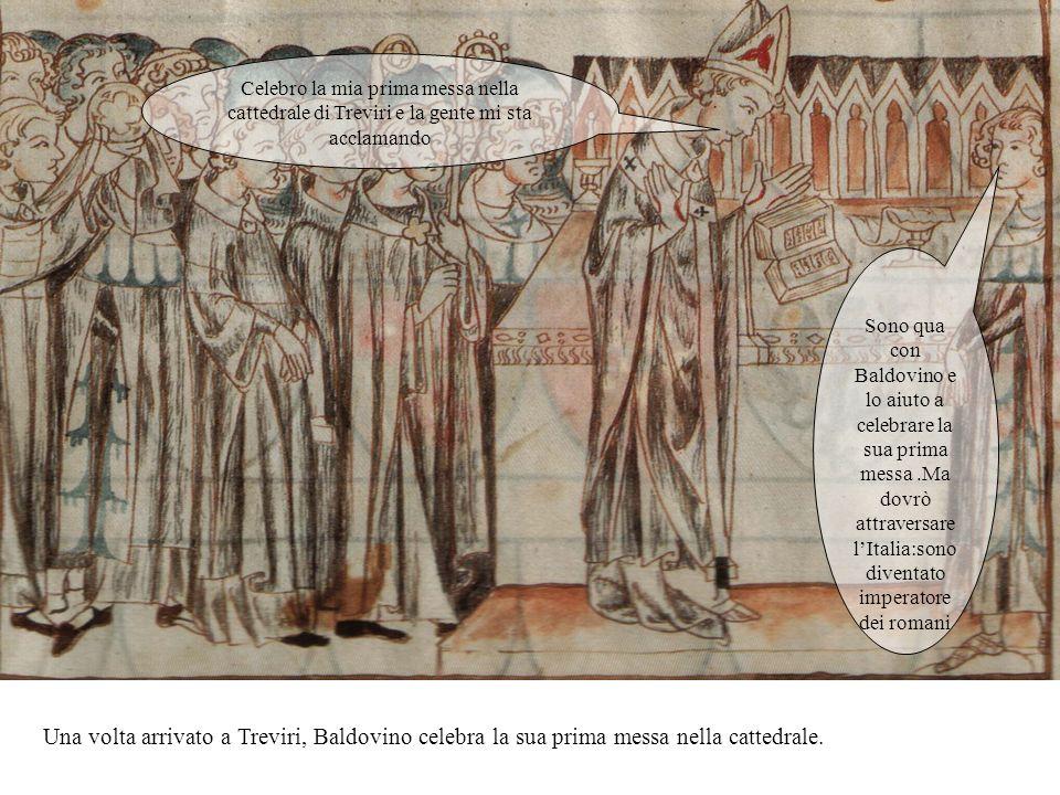 l'Italia:sono diventato imperatore dei romani