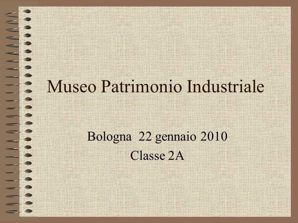 Museo Patrimonio Industriale