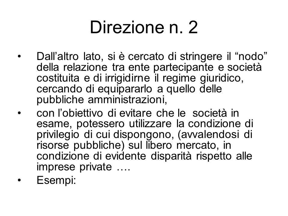 Direzione n. 2