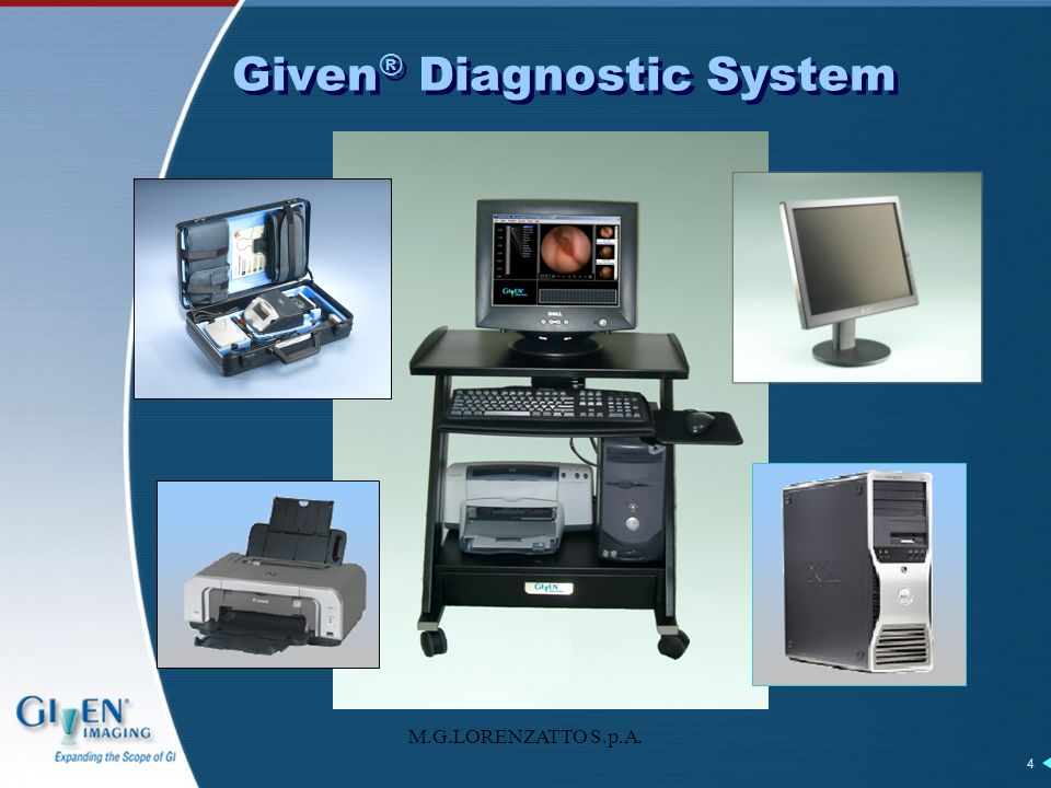 Given® Diagnostic System