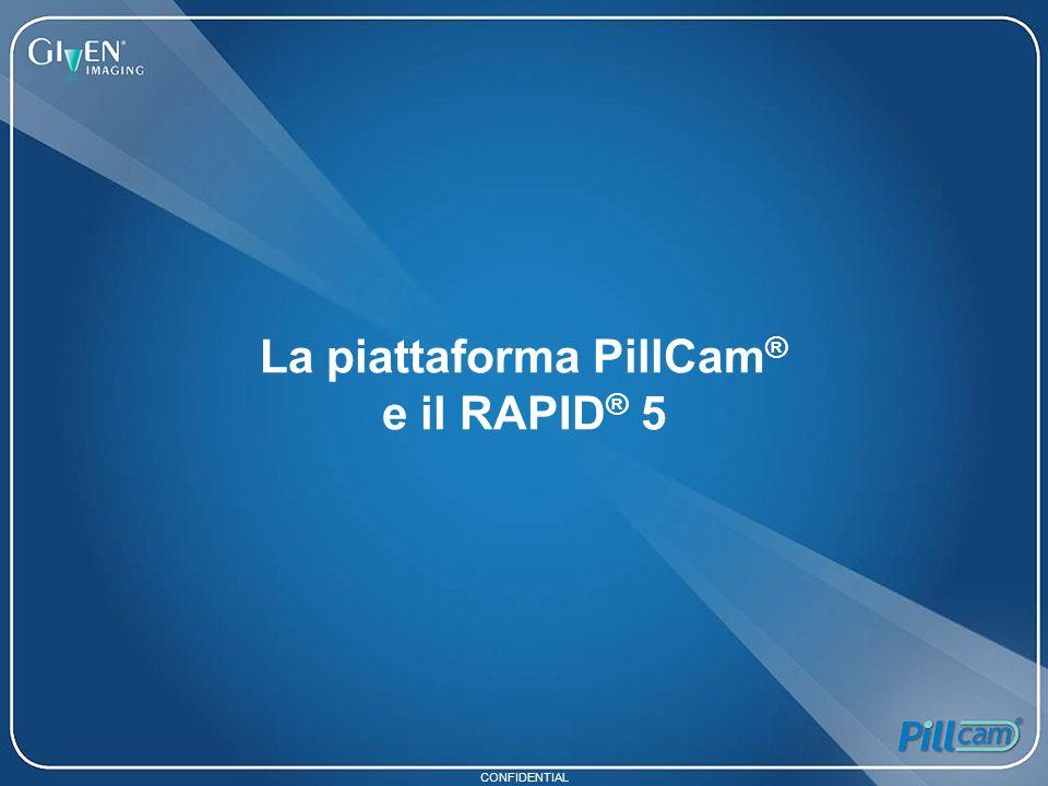 La piattaforma PillCam® e il RAPID® 5