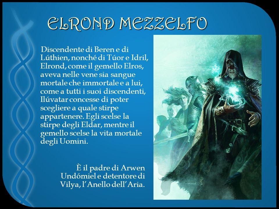 ELROND MEZZELFO